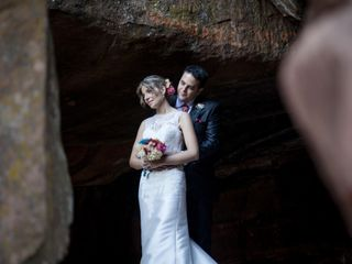 La boda de Pilar y Eduardo