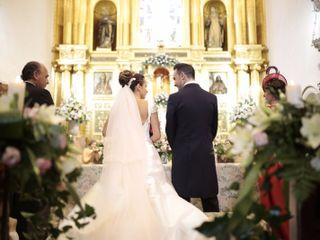 La boda de Cristóbal y Ana 1