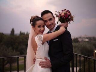 La boda de Cristóbal y Ana