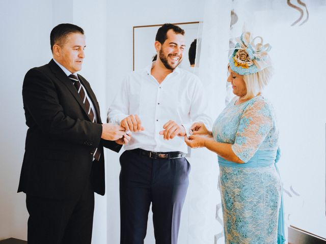 La boda de Toni y Silvia en Alhama De Almeria, Almería 6