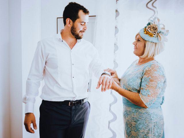 La boda de Toni y Silvia en Alhama De Almeria, Almería 8