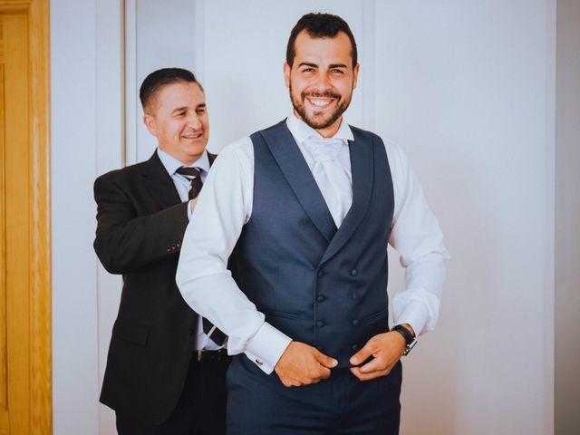 La boda de Toni y Silvia en Alhama De Almeria, Almería 9