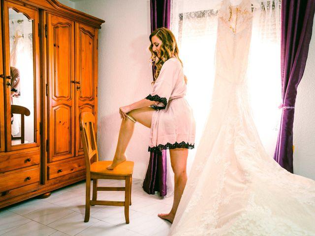 La boda de Toni y Silvia en Alhama De Almeria, Almería 18
