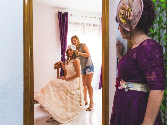 La boda de Toni y Silvia en Alhama De Almeria, Almería 22