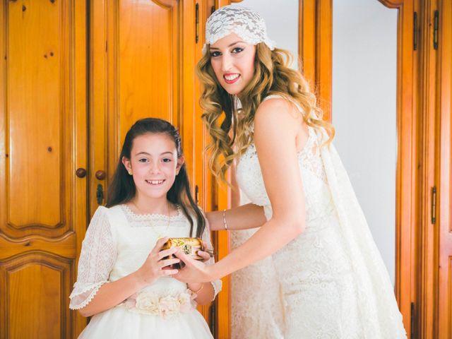 La boda de Toni y Silvia en Alhama De Almeria, Almería 25