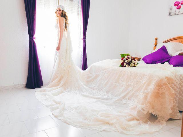 La boda de Toni y Silvia en Alhama De Almeria, Almería 26