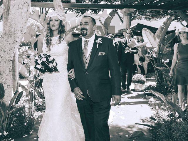 La boda de Toni y Silvia en Alhama De Almeria, Almería 29