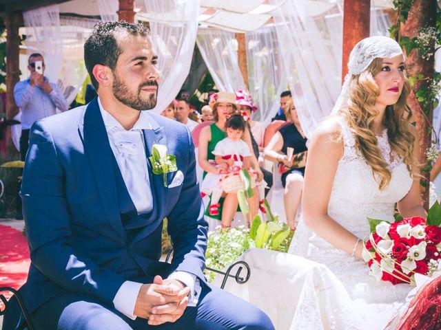 La boda de Toni y Silvia en Alhama De Almeria, Almería 30