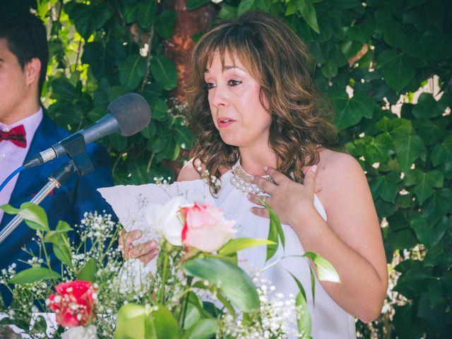 La boda de Toni y Silvia en Alhama De Almeria, Almería 31