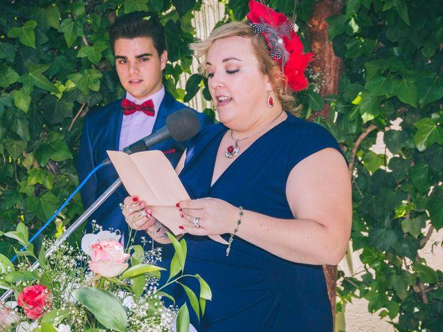 La boda de Toni y Silvia en Alhama De Almeria, Almería 32