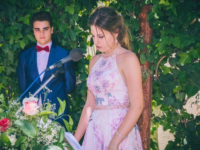 La boda de Toni y Silvia en Alhama De Almeria, Almería 33