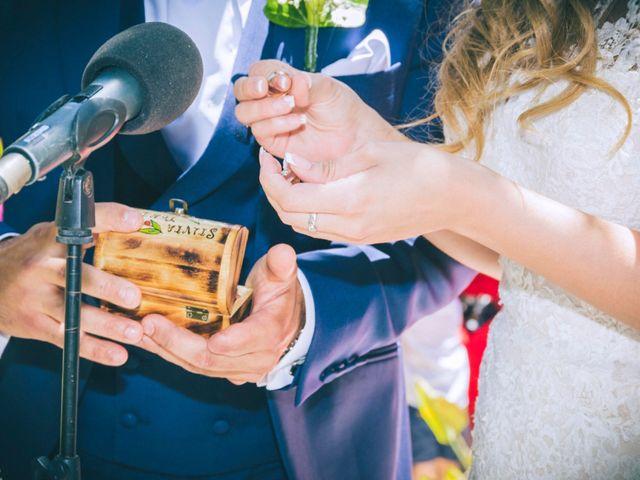 La boda de Toni y Silvia en Alhama De Almeria, Almería 34