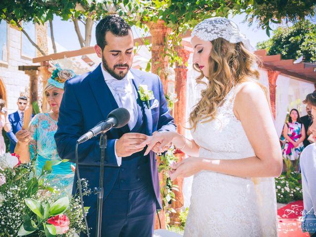 La boda de Toni y Silvia en Alhama De Almeria, Almería 35