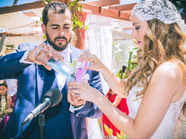 La boda de Toni y Silvia en Alhama De Almeria, Almería 37