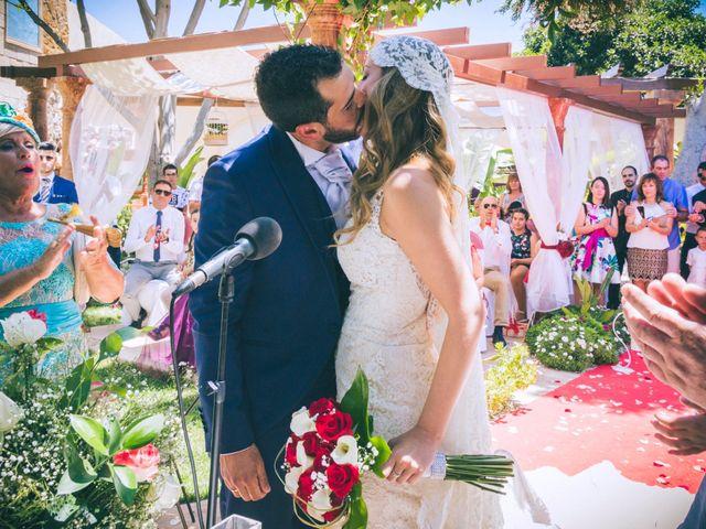 La boda de Toni y Silvia en Alhama De Almeria, Almería 38