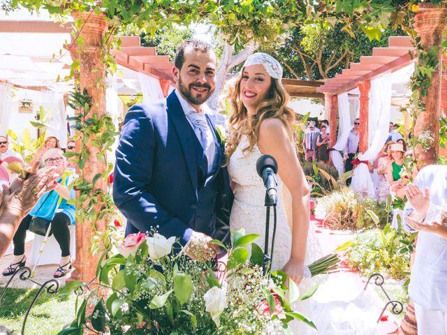La boda de Toni y Silvia en Alhama De Almeria, Almería 39