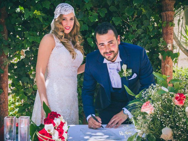 La boda de Toni y Silvia en Alhama De Almeria, Almería 40