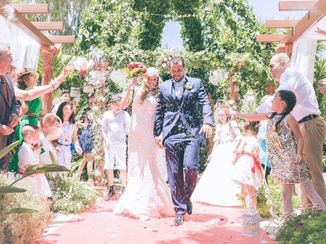 La boda de Toni y Silvia en Alhama De Almeria, Almería 41
