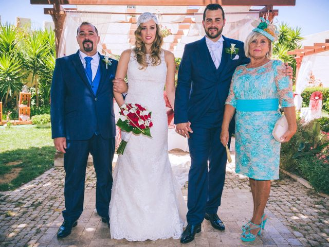 La boda de Toni y Silvia en Alhama De Almeria, Almería 42