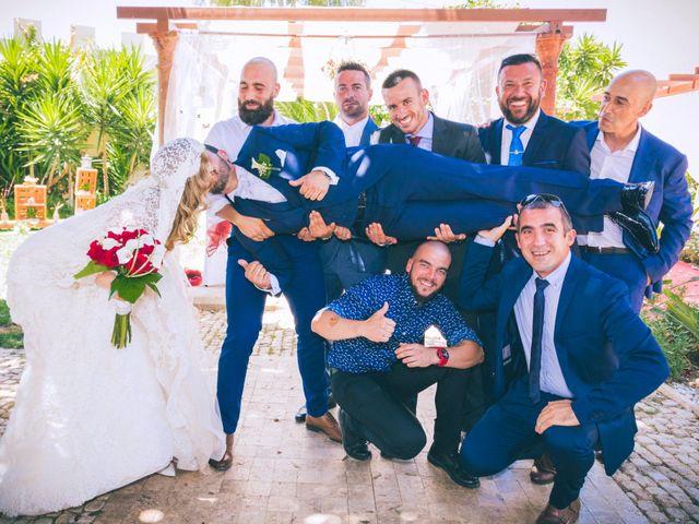 La boda de Toni y Silvia en Alhama De Almeria, Almería 43