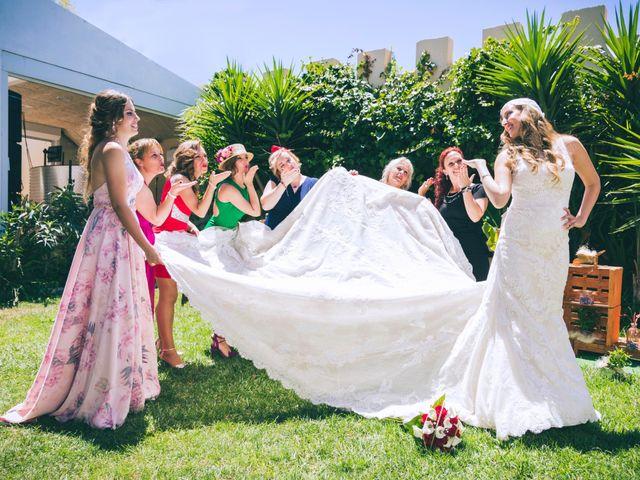 La boda de Toni y Silvia en Alhama De Almeria, Almería 44
