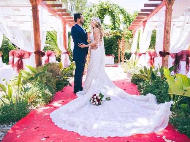 La boda de Toni y Silvia en Alhama De Almeria, Almería 45