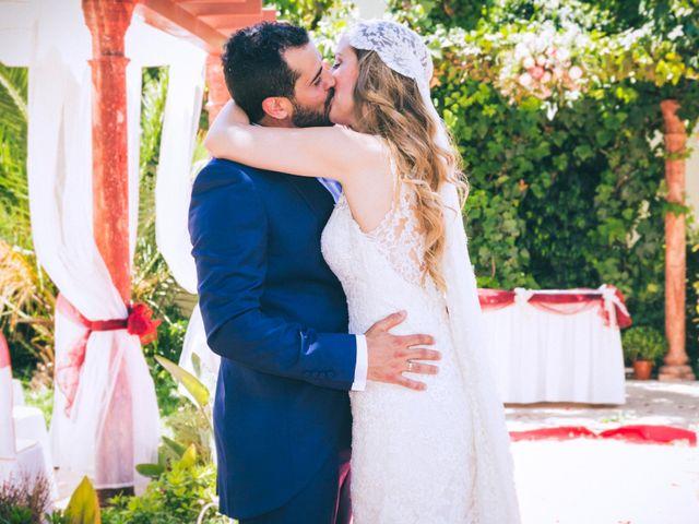 La boda de Toni y Silvia en Alhama De Almeria, Almería 46
