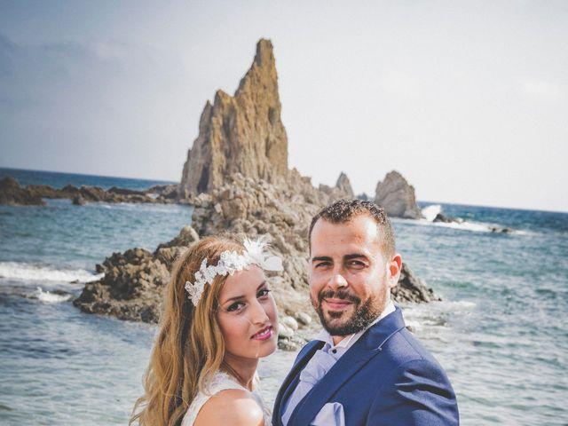 La boda de Toni y Silvia en Alhama De Almeria, Almería 52