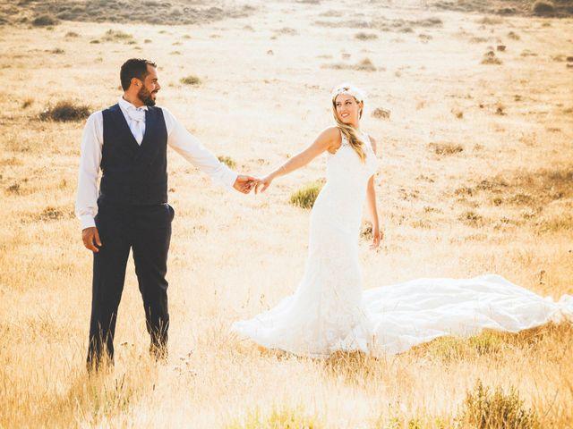 La boda de Toni y Silvia en Alhama De Almeria, Almería 1