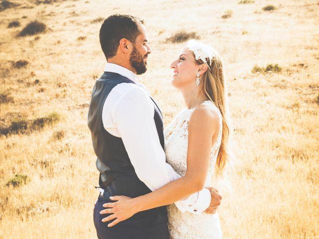 La boda de Toni y Silvia en Alhama De Almeria, Almería 56