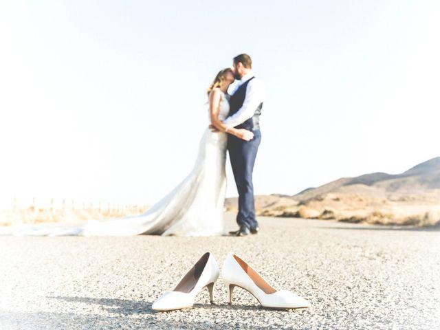 La boda de Toni y Silvia en Alhama De Almeria, Almería 60