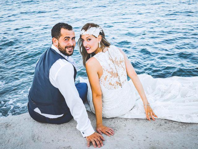 La boda de Toni y Silvia en Alhama De Almeria, Almería 61