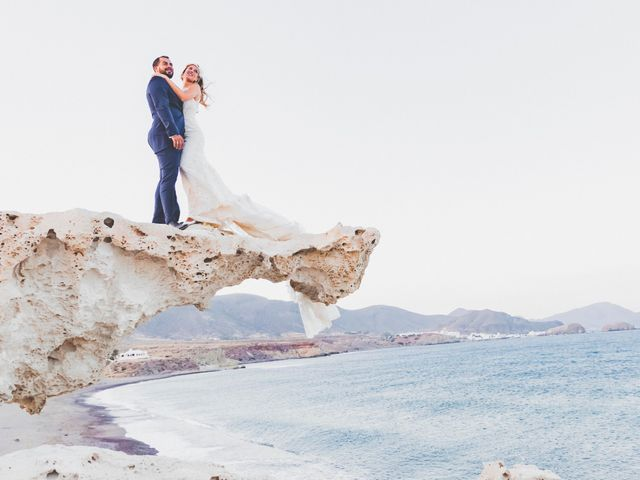 La boda de Toni y Silvia en Alhama De Almeria, Almería 62