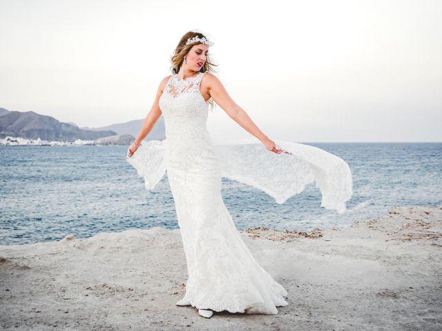 La boda de Toni y Silvia en Alhama De Almeria, Almería 63
