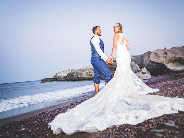 La boda de Toni y Silvia en Alhama De Almeria, Almería 65