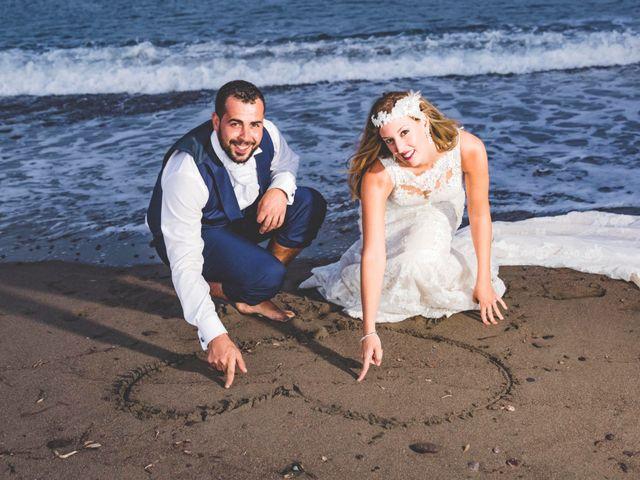 La boda de Toni y Silvia en Alhama De Almeria, Almería 66