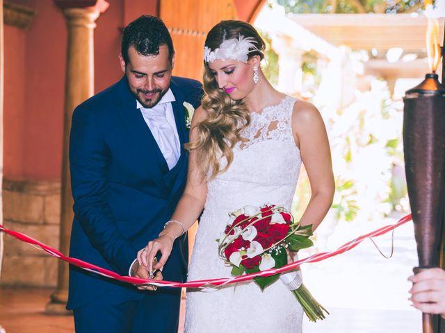 La boda de Toni y Silvia en Alhama De Almeria, Almería 48