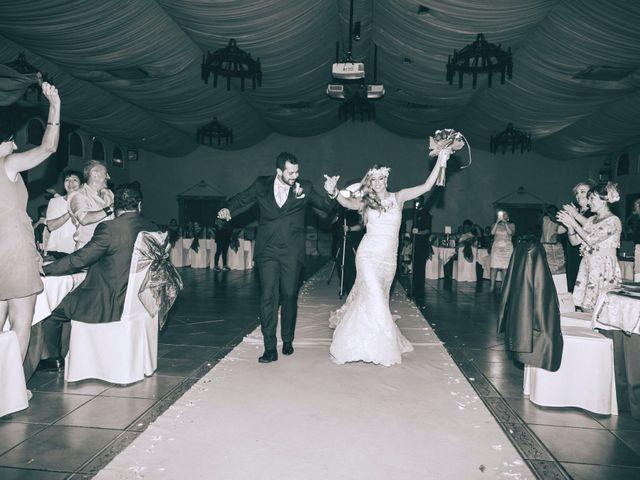 La boda de Toni y Silvia en Alhama De Almeria, Almería 49