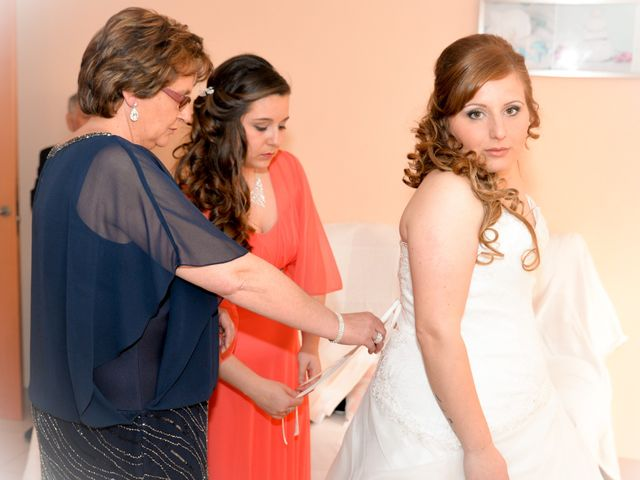 La boda de Marc y Lidia en Vila-seca, Girona 1