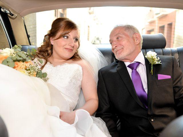 La boda de Marc y Lidia en Vila-seca, Girona 2