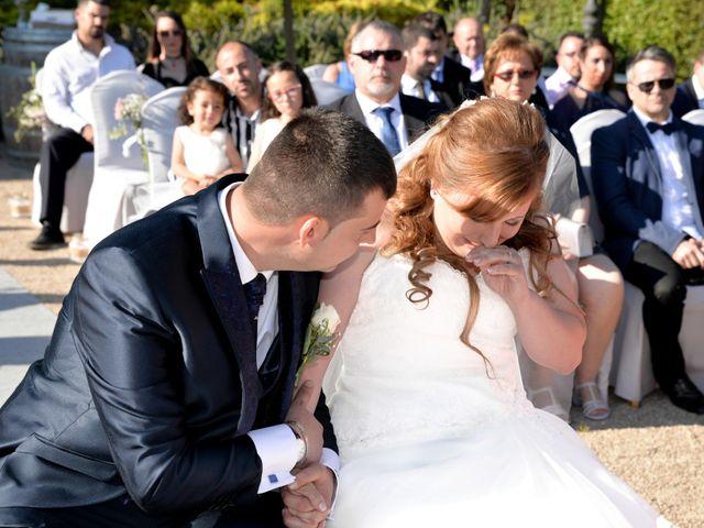 La boda de Marc y Lidia en Vila-seca, Girona 6
