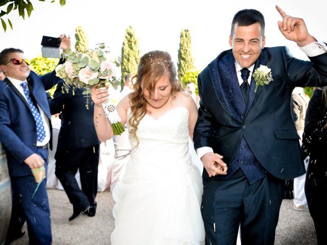 La boda de Marc y Lidia en Vila-seca, Girona 8