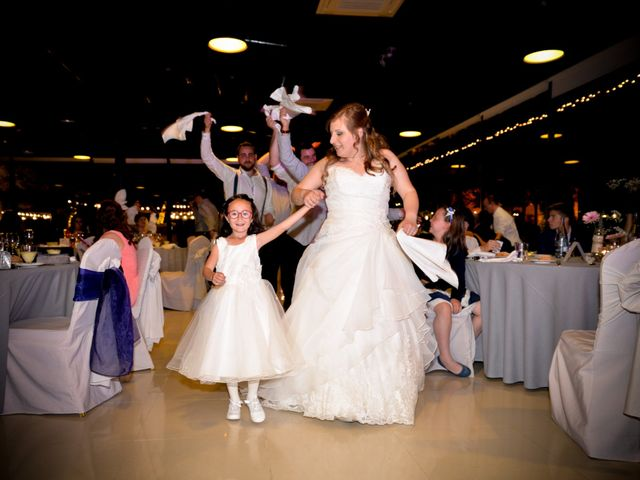La boda de Marc y Lidia en Vila-seca, Girona 14