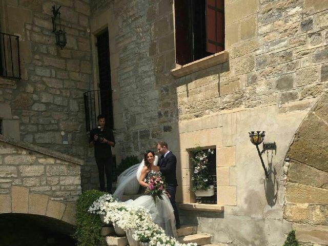 La boda de Albert y Vanessa en Cervera, Lleida 7