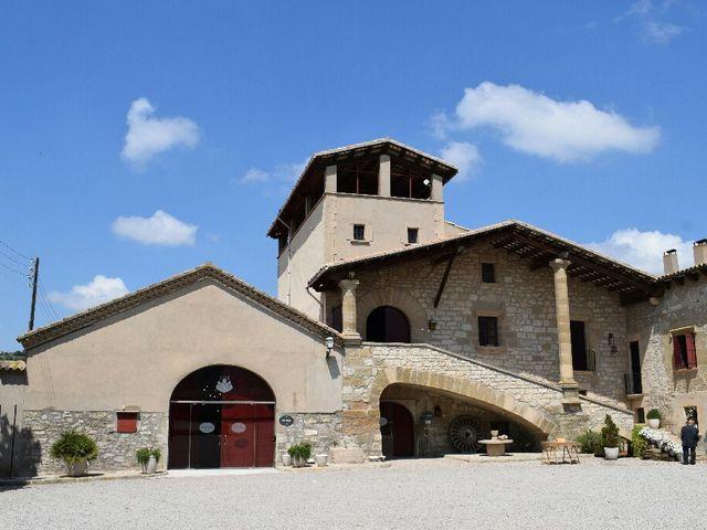 La boda de Albert y Vanessa en Cervera, Lleida 17