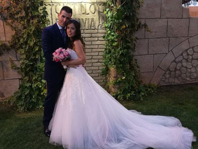 La boda de Raquel y Ruben
