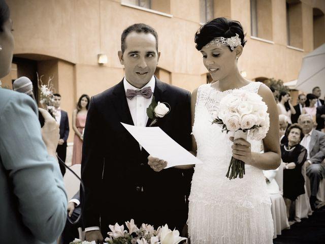 La boda de Emilio y Ana en Getafe, Madrid 8