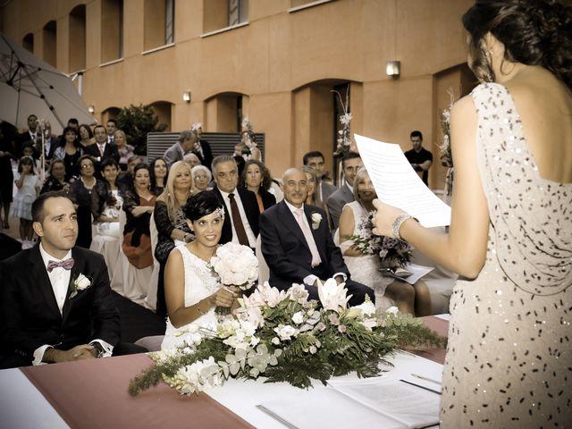La boda de Emilio y Ana en Getafe, Madrid 9