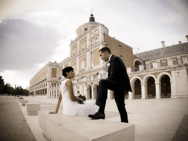 La boda de Emilio y Ana en Getafe, Madrid 12