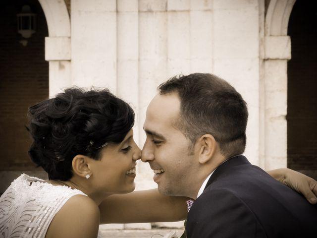 La boda de Emilio y Ana en Getafe, Madrid 13